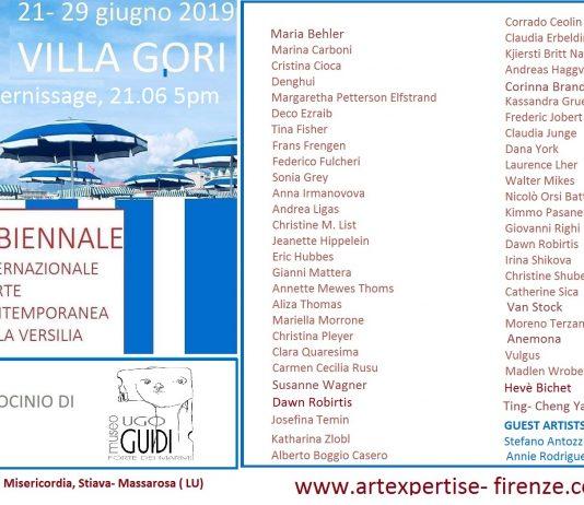 III Biennale Internazionale d'Arte Contemporanea della Versilia