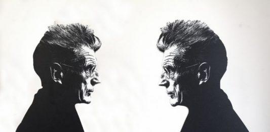 Istantanee dell'assurdo #2:  Beckett & Beckett