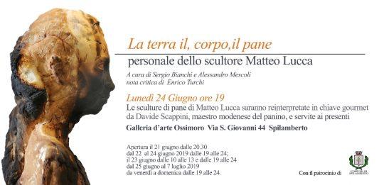 Matteo Lucca – La Terra, il Corpo, il Pane
