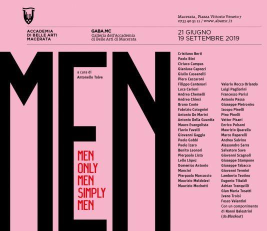 Men, Only Men, Simply Men