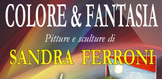 Sandra Ferroni  – Colore&Fantasia