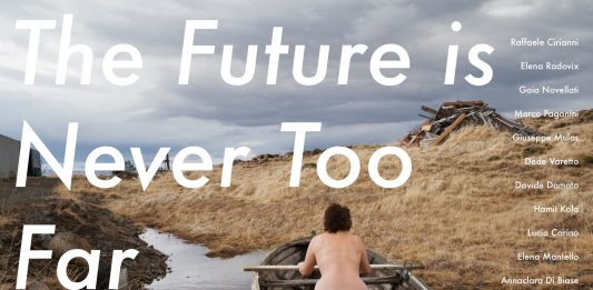 The Future is Never Too Far (group show)