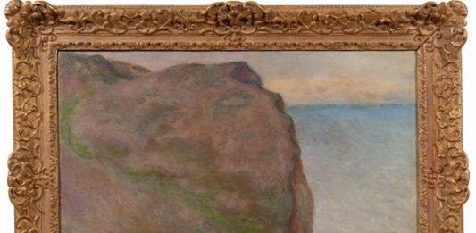 Un Monet in Pilotta. La 'Falaise du Petit Ailly à Varegenville' e le origini dell'Astrattismo.