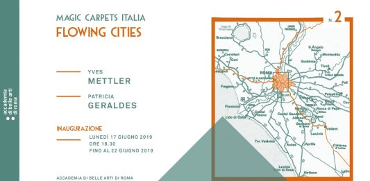 Yves Mettler / Patricia Geraldes – Flowing Cities