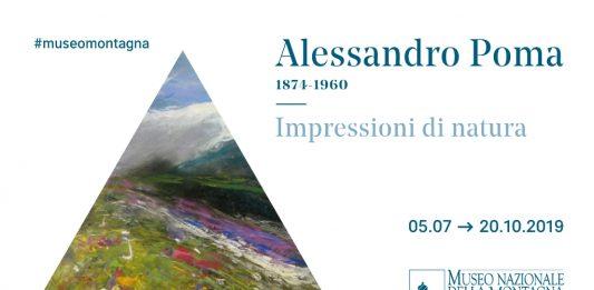 Alessandro Poma 1874-1960 – Impressioni di natura