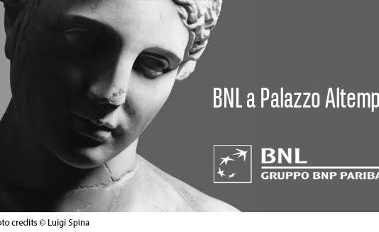 Da BNL cinque sculture di epoca romana