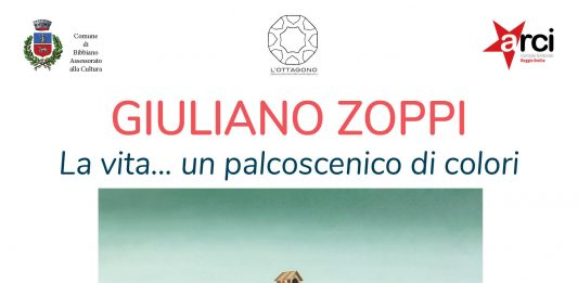 Giuliano Zoppi – La vita… un palcoscenico di colori