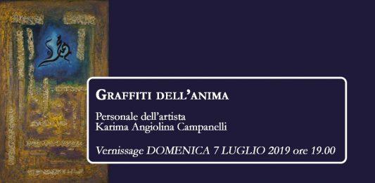 Karima Angiolina Campanelli – Graffiti dell'anima