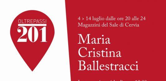 Maria Cristina Ballestracci – Oltrepassi 201