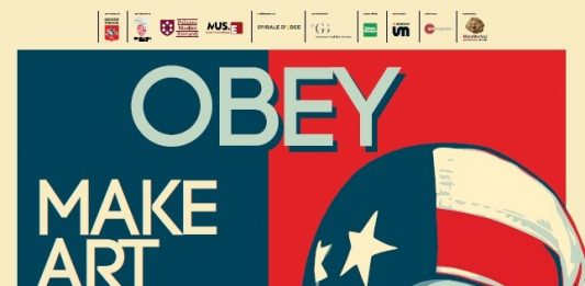 Obey – Make art not war