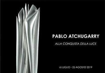 Pablo Atchugarry -Alla conquista della luce