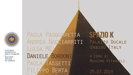 Spazio K, edizione 2019. Il Tempo Dello Sguardo: Daniele Bordoni