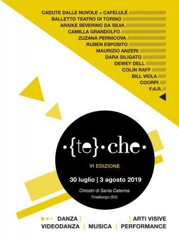 {Te}che Festival in Chiostri – VI edizione