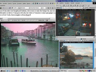 arte e web  conferenza che realizzerò il 13 Gennaio 2005