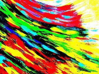 SOFFIO Acrilico su tela 30X40 Anno 2002 Maria  Pezzica