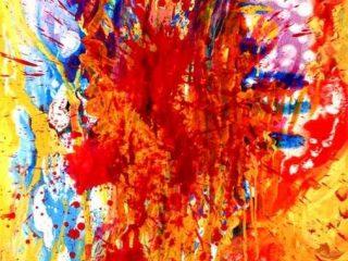 ORGOGLIO Olio su tela 60X80 Anno 2009 Maria  Pezzica