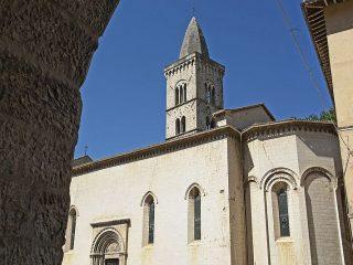 Pieve-Collegiata di S.Maria a Visso (MC) XIII-XIV secolo