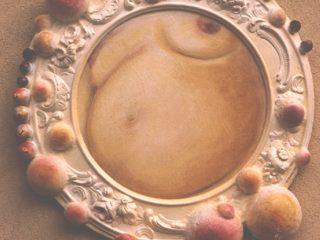 Giove in Cancro, 1997-Mixed media cm.65x75