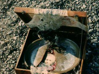 La scatola della memoria, 1998 Polimaterico cm55x55x55
