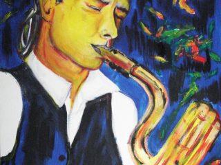 Sax Man, 2009