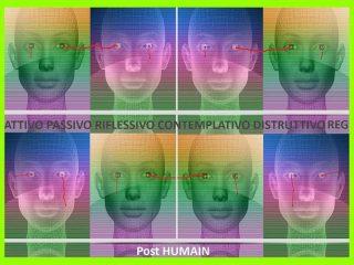 - Giovanni  Bonanno, Post Human, 2011