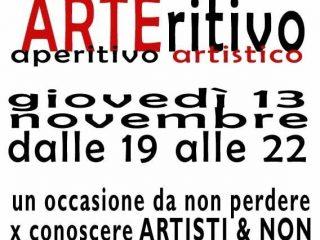 NON MANCARE AL NOSTRO APERITIVO ARTISTICO!!!!!