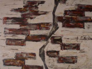 il vecchio muro
