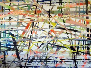pittura tecnica mista 120x180 anno 2009