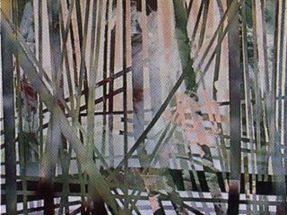 pittura tecnica mista 100x120 anno 1991