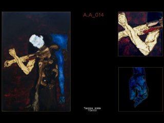Claudio Fazzini:A.A_014(Anatomia dell'Assenza)