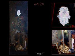 Claudio Fazzini:A.A_010(Anatomia dell'Assenza)
