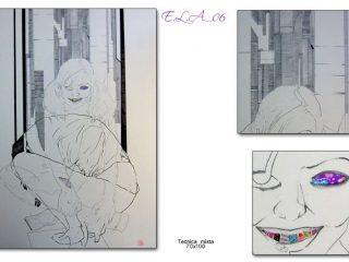 Claudio Fazzini:E.L.A._06(Anatomia dell'Assenza)