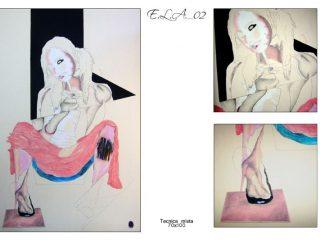 Claudio Fazzini:E.L.A_02(Anatomia dell'Assenza)