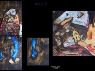 Claudio Fazzini: A.A_018 (Anatomia dell'Assenza)