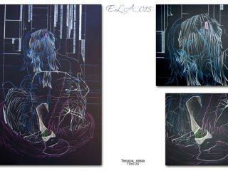 Claudio Fazzini:E.L.A._015(Anatomia dell'Assenza)