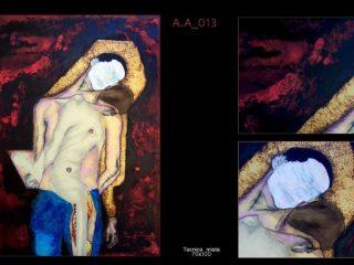 Claudio Fazzini:A.A_013(Anatomia dell'Assenza)