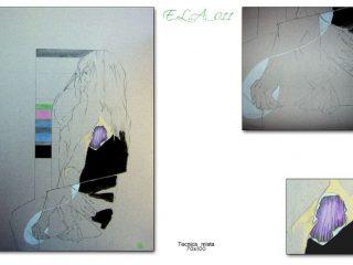 Claudio Fazzini:E.L.A._011(Anatomia dell'Assenza)