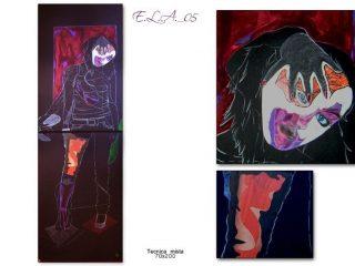 Claudio Fazzini:E.L.A._05(Anatomia dell'Assenza)