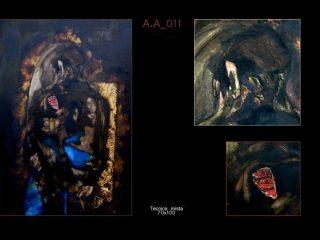 Claudio Fazzini:A.A_011(Anatomia dell'Assenza)