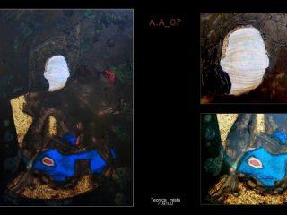 Claudio Fazzini:A.A_07(Anatomia dell'Assenza)