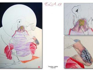 Claudio Fazzini:E.L.A._03(Anatomia dell'Assenza)
