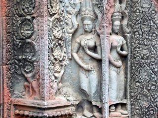Angkor Wat Apsaras