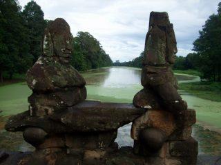 Angkor Wat La Zangolatura dell'oceano