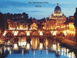 Mostra di contemporaneo   Dove: a Roma Quando: dal 9 al 17 marzo 2013 Location evento: Art Today Gallery, via saallsutina 27/a (vicino ambasciata americana, via veneto) Artisti invitati: 20 Artisti italiani: 18 Artisti stranieri: 2 Organizzazione
