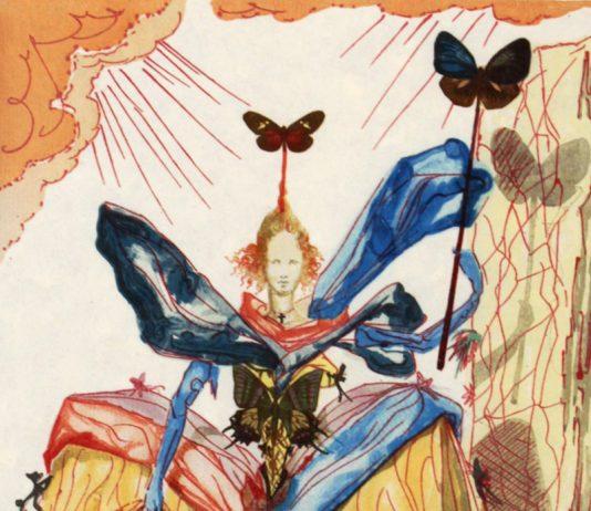 Salvador Dalí – Le Tricorne