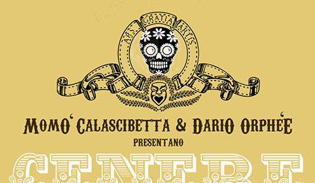 Momò Calascibetta / Dario Orphèe – Cenere. Il castello incantato