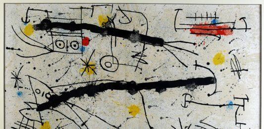 Joan Miró – Quelques Fleurs pour des Amis
