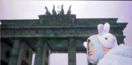 Massimo Golfieri – Berlin, Brandenburger Tor 1989