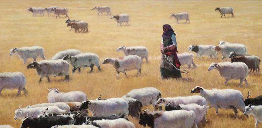 Splendore e Purezza: il Tibet nell'arte di Han Yuchen