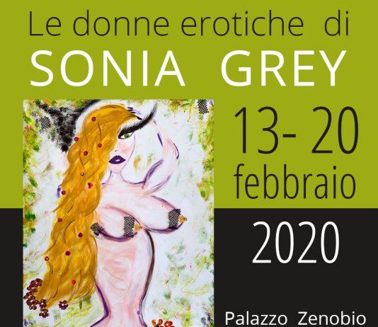 Le donne erotiche di Sonia  Grey